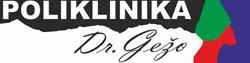 Poliklinika Dr. Gežo - Logo